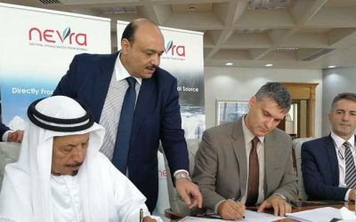 Natural Spring Water 'Nevra' to be exported from BiH to Abu Dhabi?