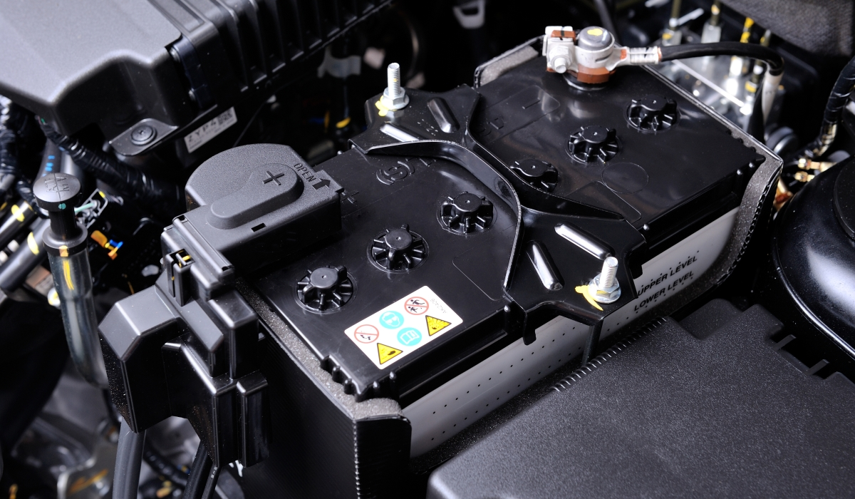 Starter automotive batteries